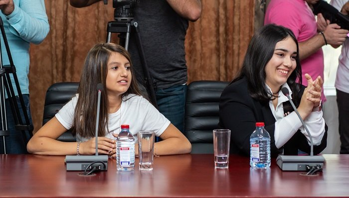 """Bakıda üçüncü """"Zima"""" beynəlxalq uşaq festivalı keçiriləcək - FOTO, fotoşəkil-40"""