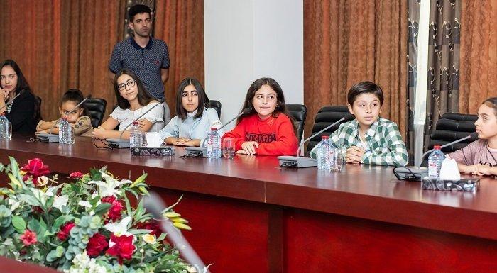 """Bakıda üçüncü """"Zima"""" beynəlxalq uşaq festivalı keçiriləcək - FOTO, fotoşəkil-44"""