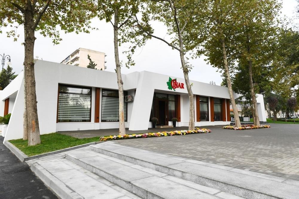 İlham Əliyev və Birinci xanım Bakıda parkda - FOTO, fotoşəkil-18