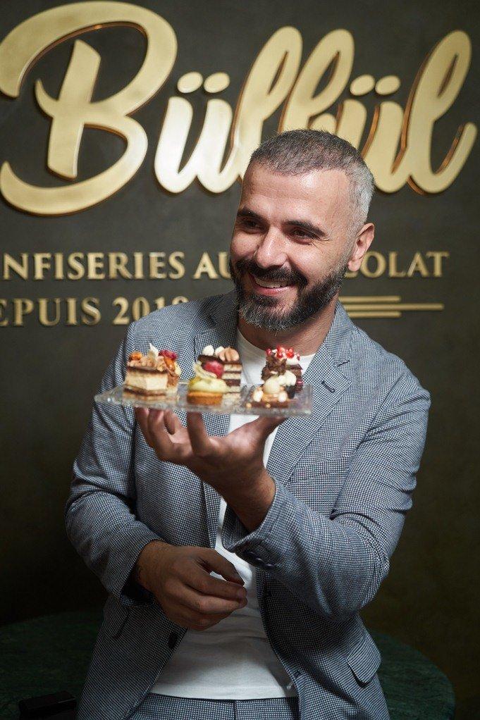 """Bakıda """"Xarı Bülbül""""ün açılışı oldu – əl işi olan şokolad və konditer məmulatları - FOTO, fotoşəkil-5"""