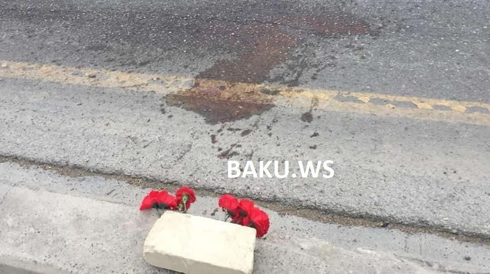 Bakıda tələbə qızı maşınla vurub öldürdülər, sürücü polis işçisi olub - YENİLƏNİB + FOTO, fotoşəkil-2