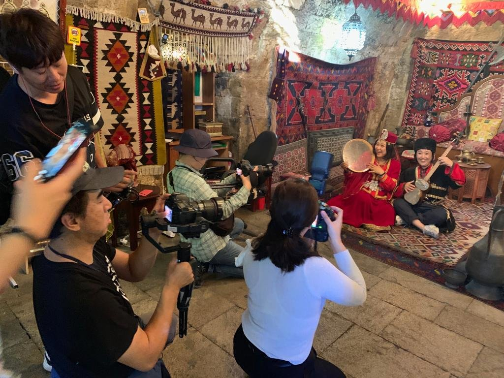 Cənubi Koreya telekanalında Bakı haqqında maraqlı veriliş - FOTO, fotoşəkil-5