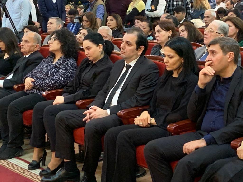 Bakıda akademik Vasim Məmmədəliyevlə vida mərasimi - FOTO, fotoşəkil-4