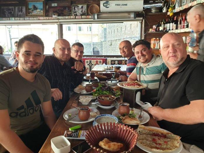 Xorvatlar Bakıda konsert verdilər, şəhəri gəzdilər - FOTO, fotoşəkil-5