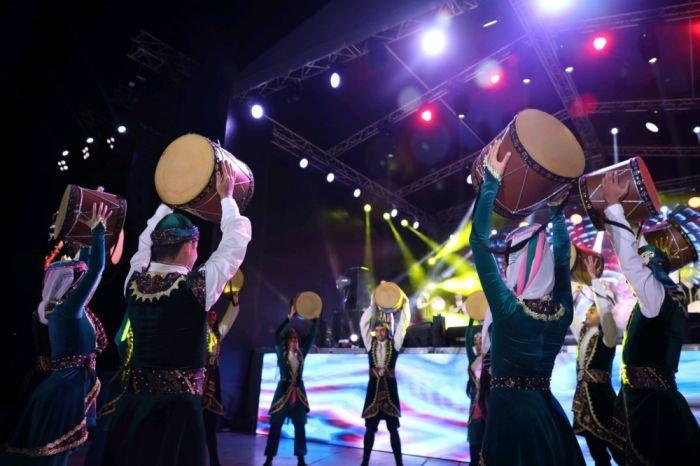 Bakıda Dövlət Müstəqilliyi Gününə həsr edilmiş konsert - FOTO, fotoşəkil-3