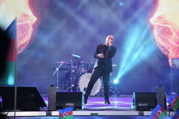 Bakıda Dövlət Müstəqilliyi Gününə həsr edilmiş konsert - FOTO, fotoşəkil-8