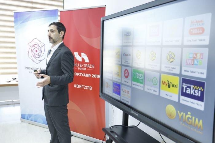 Bakı Elektron Ticarət Forumu davam edir - FOTO, fotoşəkil-4