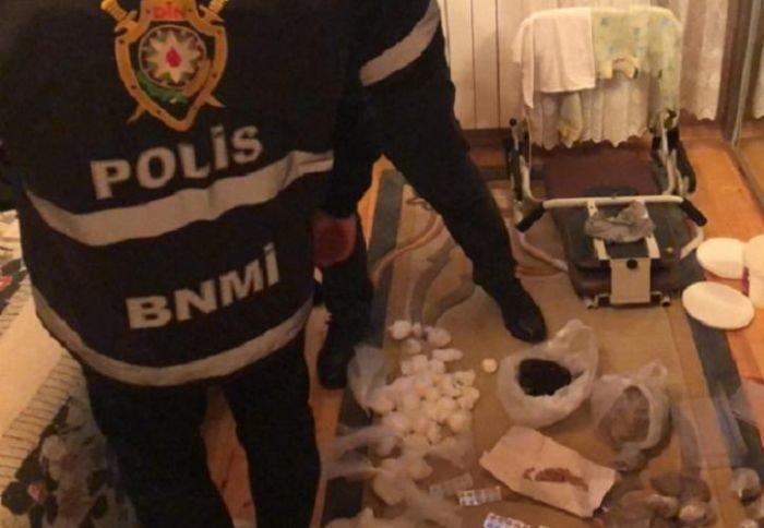 Bakıda əsas narkotacirlərdən biri həbs edildi - FOTO, fotoşəkil-1