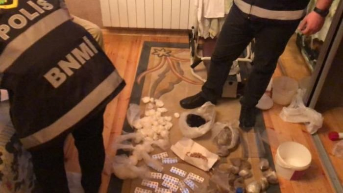 Bakıda əsas narkotacirlərdən biri həbs edildi - FOTO, fotoşəkil-5