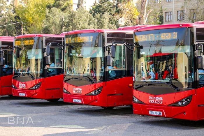 Bakıya daha 10 yeni avtobus gətirildi: marşrut xətti də bilindi - FOTO, fotoşəkil-1