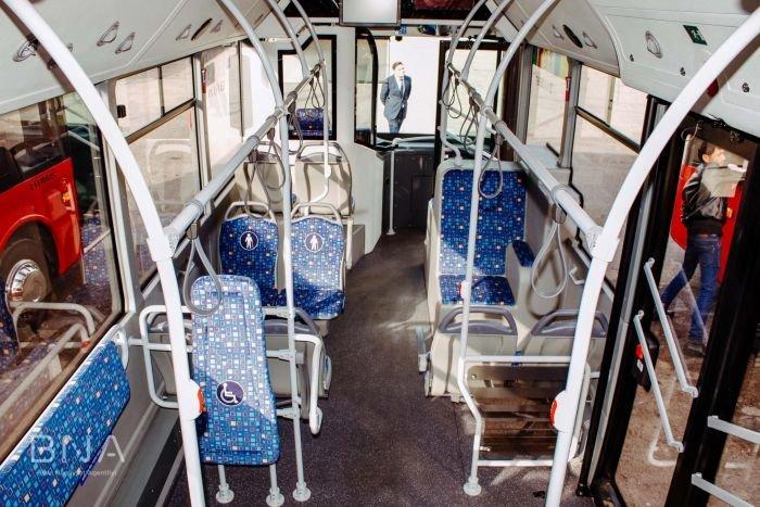 Bakıya daha 10 yeni avtobus gətirildi: marşrut xətti də bilindi - FOTO, fotoşəkil-2