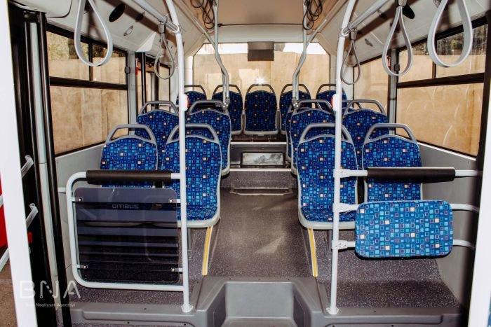 Bakıya daha 10 yeni avtobus gətirildi: marşrut xətti də bilindi - FOTO, fotoşəkil-3
