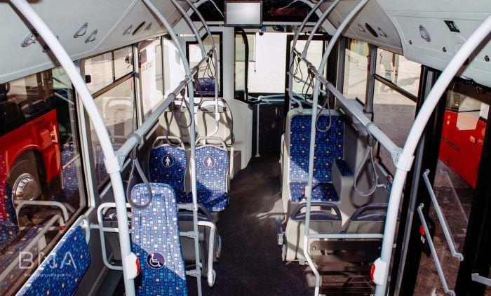 Bakıya daha 10 yeni avtobus gətirildi: marşrut xətti də bilindi - FOTO, fotoşəkil-5