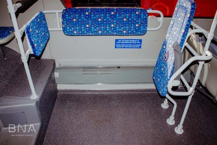 Bakıya daha 10 yeni avtobus gətirildi: marşrut xətti də bilindi - FOTO, fotoşəkil-9