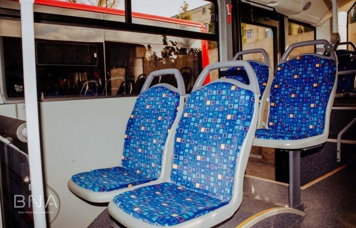 Bakıya daha 10 yeni avtobus gətirildi: marşrut xətti də bilindi - FOTO, fotoşəkil-8