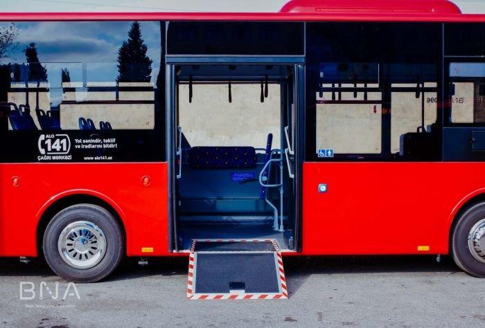 Bakıya daha 10 yeni avtobus gətirildi: marşrut xətti də bilindi - FOTO, fotoşəkil-7