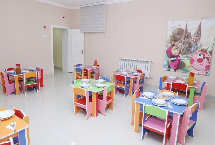 Bakıda 64 saylı uşaq bağçası təmirdən sonra - FOTO, fotoşəkil-12