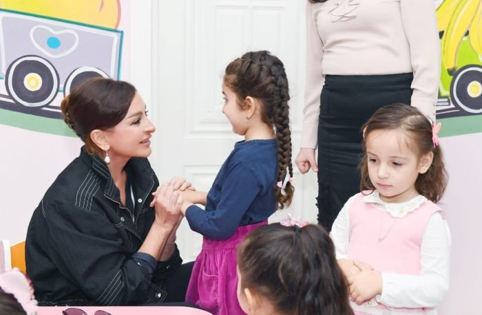 Bakıda 64 saylı uşaq bağçası təmirdən sonra - FOTO, fotoşəkil-2