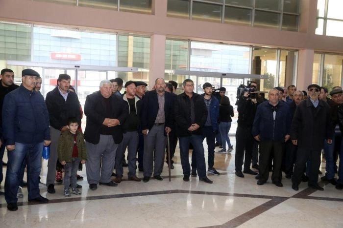 Bakıda müharibə əlillərinə avtomobil verildi - FOTO, fotoşəkil-1