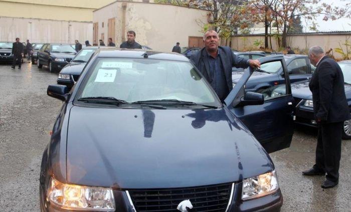Bakıda müharibə əlillərinə avtomobil verildi - FOTO, fotoşəkil-9