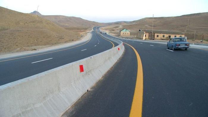 Bakı-Şamaxı yolunun genişləndirilməsi işləri yekunlaşır - FOTO, fotoşəkil-6
