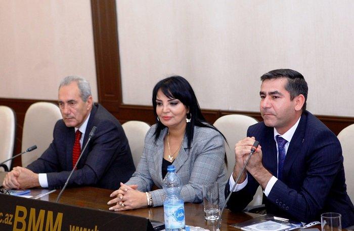 """Bakıda kitab təqdimatı: Nəsiminin 40 qəzəli """"YouTube""""a yüklənəcək - FOTO, fotoşəkil-6"""