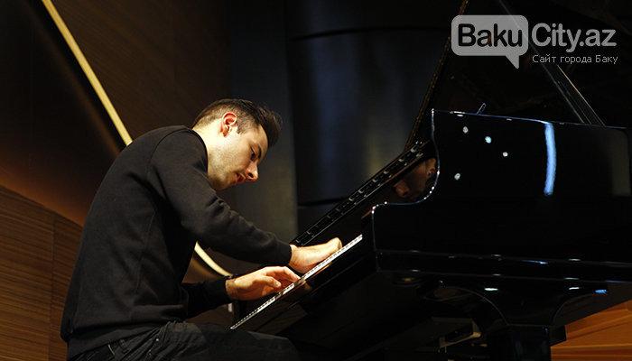 """Məşhur pianoçu Peter Bens Bakıda: """"Azərbaycan mətbəxindən çox xoşum gəlir"""" - FOTO + VİDEO, fotoşəkil-4"""