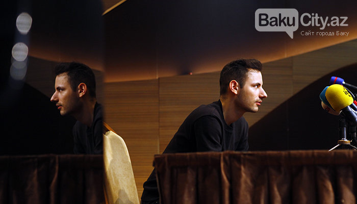 """Məşhur pianoçu Peter Bens Bakıda: """"Azərbaycan mətbəxindən çox xoşum gəlir"""" - FOTO + VİDEO, fotoşəkil-5"""