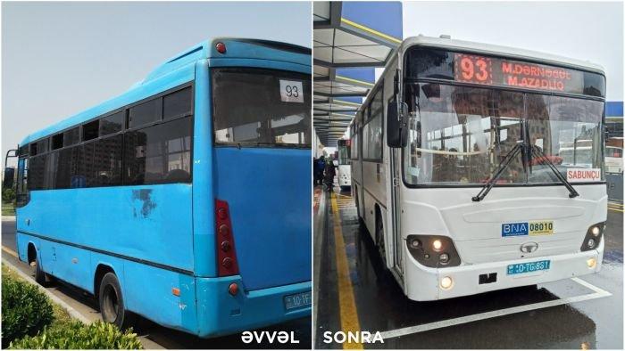 Bakıda avtobuslar təzələndi - FOTO, fotoşəkil-3