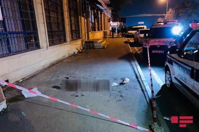 Bakıda gənc özündən 7 yaş böyük sevgilisini küçədə öldürdü - YENİLƏNİB + VİDEO, fotoşəkil-2