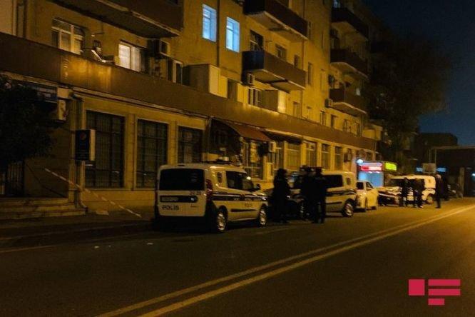 Bakıda gənc özündən 7 yaş böyük sevgilisini küçədə öldürdü - YENİLƏNİB + VİDEO, fotoşəkil-3