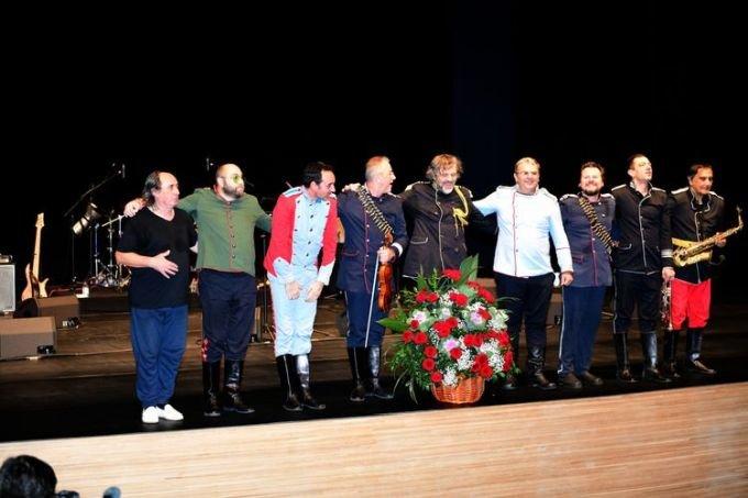Bakıda əfsanəvi Emir Kusturitsanın konserti olub - FOTO, fotoşəkil-1