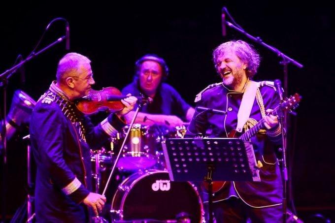 Bakıda əfsanəvi Emir Kusturitsanın konserti olub - FOTO, fotoşəkil-4