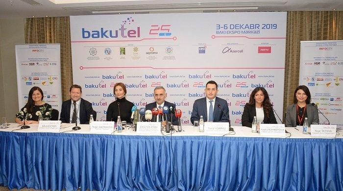 """""""Bakutel"""" sərgisinin sahəsi artıb - FOTO, fotoşəkil-1"""