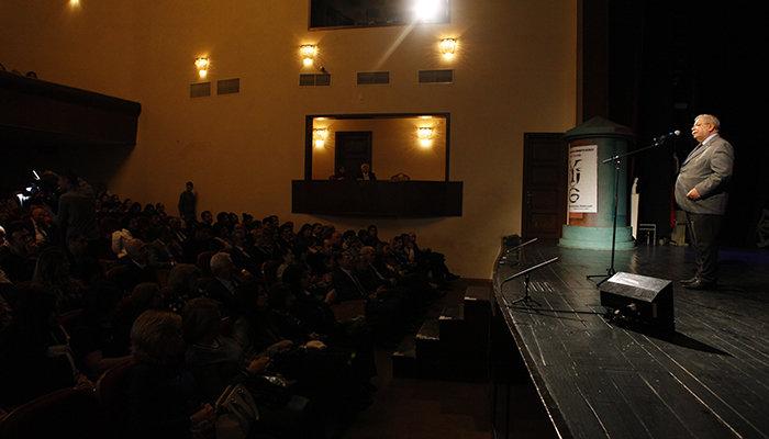 Yuğ Teatrının 30, Vaqif İbrahimoğlunun 70 illiyi qeyd olunub - FOTO, fotoşəkil-2