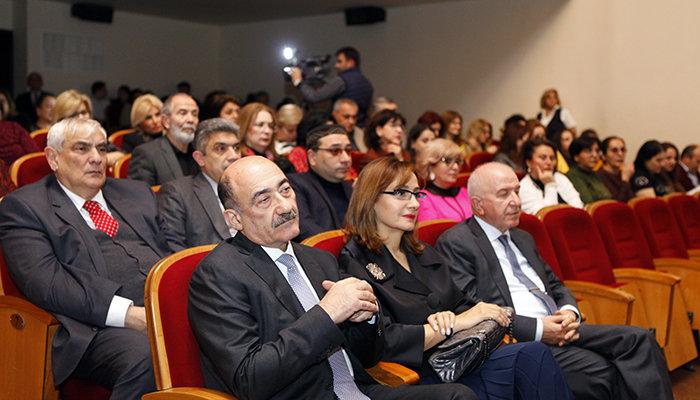 Yuğ Teatrının 30, Vaqif İbrahimoğlunun 70 illiyi qeyd olunub - FOTO, fotoşəkil-3