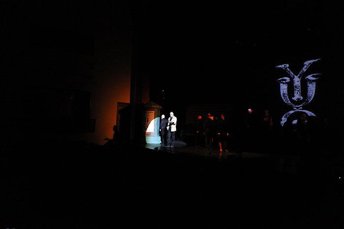 Yuğ Teatrının 30, Vaqif İbrahimoğlunun 70 illiyi qeyd olunub - FOTO, fotoşəkil-6