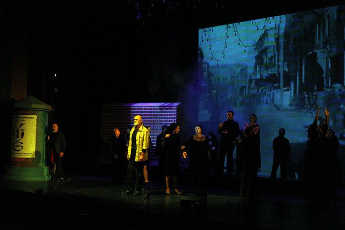 Yuğ Teatrının 30, Vaqif İbrahimoğlunun 70 illiyi qeyd olunub - FOTO, fotoşəkil-11