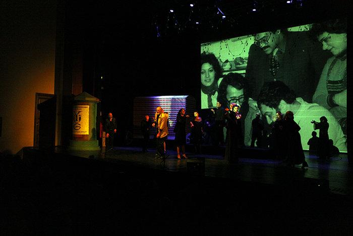 Yuğ Teatrının 30, Vaqif İbrahimoğlunun 70 illiyi qeyd olunub - FOTO, fotoşəkil-12