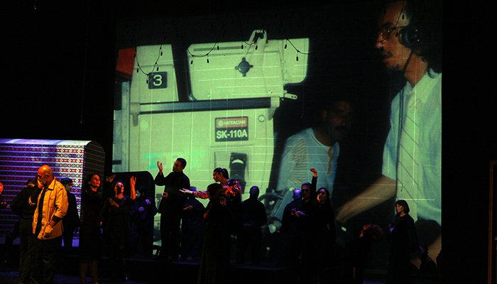 Yuğ Teatrının 30, Vaqif İbrahimoğlunun 70 illiyi qeyd olunub - FOTO, fotoşəkil-13