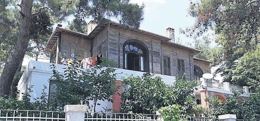 Bakı milyonçusunun İstanbuldakı villası satışa çıxarıldı - FOTO, fotoşəkil-1