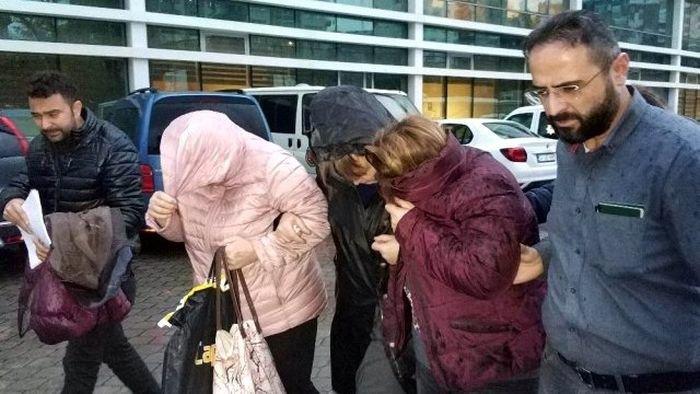 """Bakıdan """"Qara cümə"""" üçün Türkiyəyə getdilər, oğurluğa görə saxlanıldılar - VİDEO, fotoşəkil-3"""