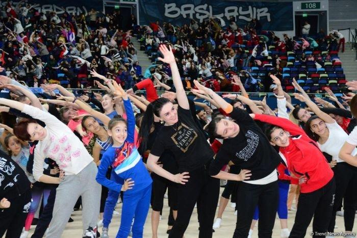 Bakıda Birinci estafet yarışları keçirilib - FOTO, fotoşəkil-6