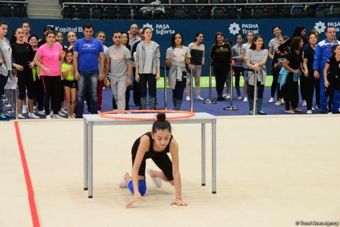 Bakıda Birinci estafet yarışları keçirilib - FOTO, fotoşəkil-12
