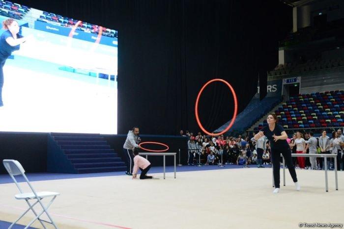 Bakıda Birinci estafet yarışları keçirilib - FOTO, fotoşəkil-14