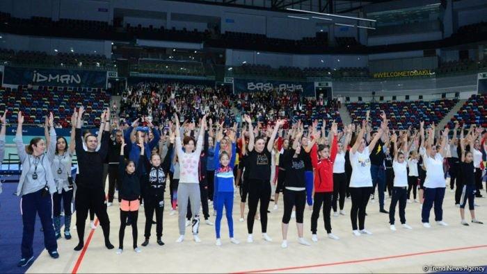 Bakıda Birinci estafet yarışları keçirilib - FOTO, fotoşəkil-2