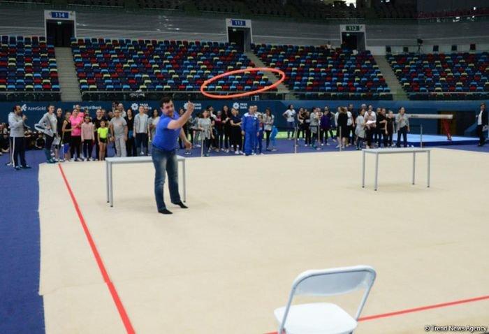 Bakıda Birinci estafet yarışları keçirilib - FOTO, fotoşəkil-3
