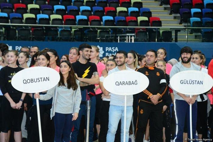 Bakıda Birinci estafet yarışları keçirilib - FOTO, fotoşəkil-8