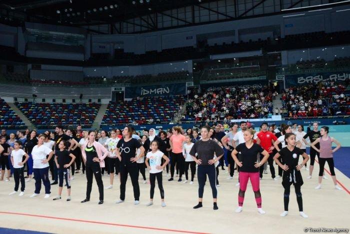 Bakıda Birinci estafet yarışları keçirilib - FOTO, fotoşəkil-7