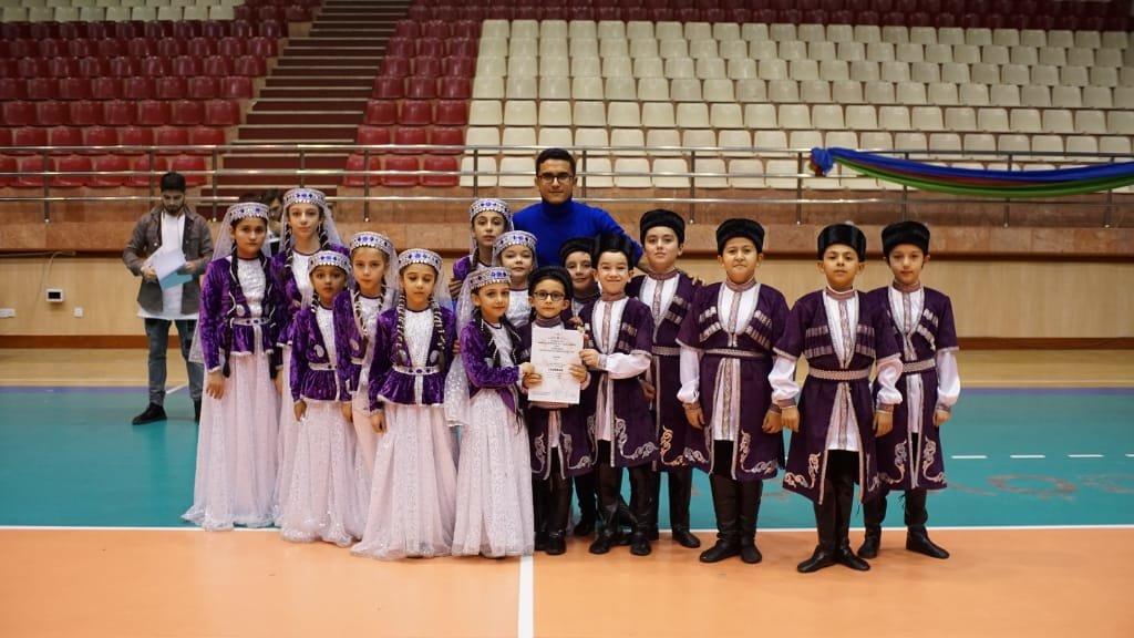Bakıda uşaqlar üçün rəqs müsabiqəsinin qalibləri - SİYAHI + FOTO, fotoşəkil-9